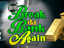 Mega Spins Break Da Bank от Вулкан